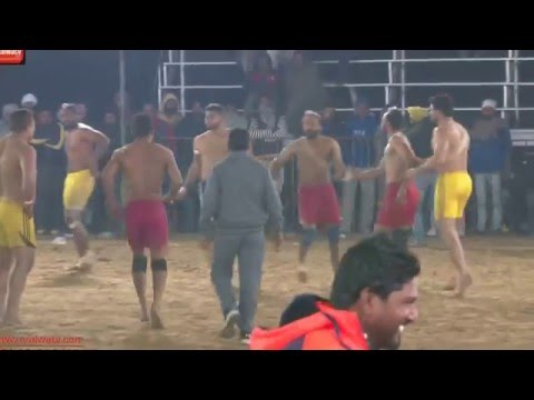 SHEIKHDAULT (Jagraon) || KABADDI TOURNAMENT - 2015 || OPEN  FINAL || Full HD  || Part 3rd.