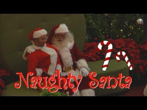 Naughty Santa - YouTube