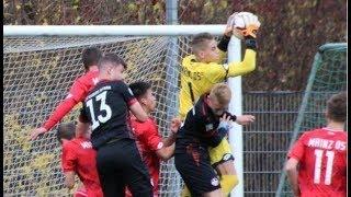U16 (Jhg 2003) 1. FSV Mainz 05 gg U17 1. FC Kaiserslautern 2:0; B-Junioren-Regionalliga Südwest