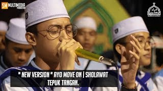 "Download lagu "" New Version "" AYO MOVE ON 