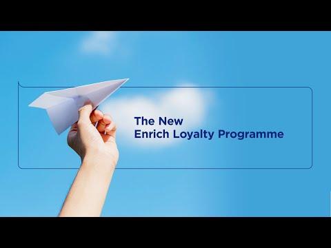 The New Enrich Loyalty Programme