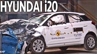 ► Crashes 2015 Hyundai I20