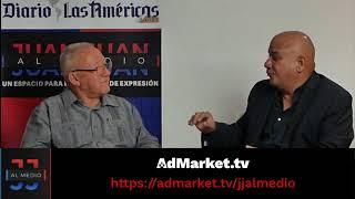 Juan Juan Al Medio Ep. 442-/El preso de conciencia más antiguo en Cuba habla desde el exilio.
