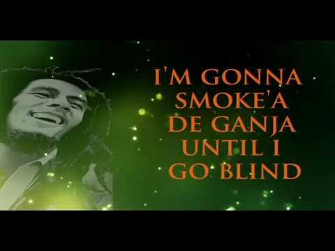 bob marley - ganja gun lyrics