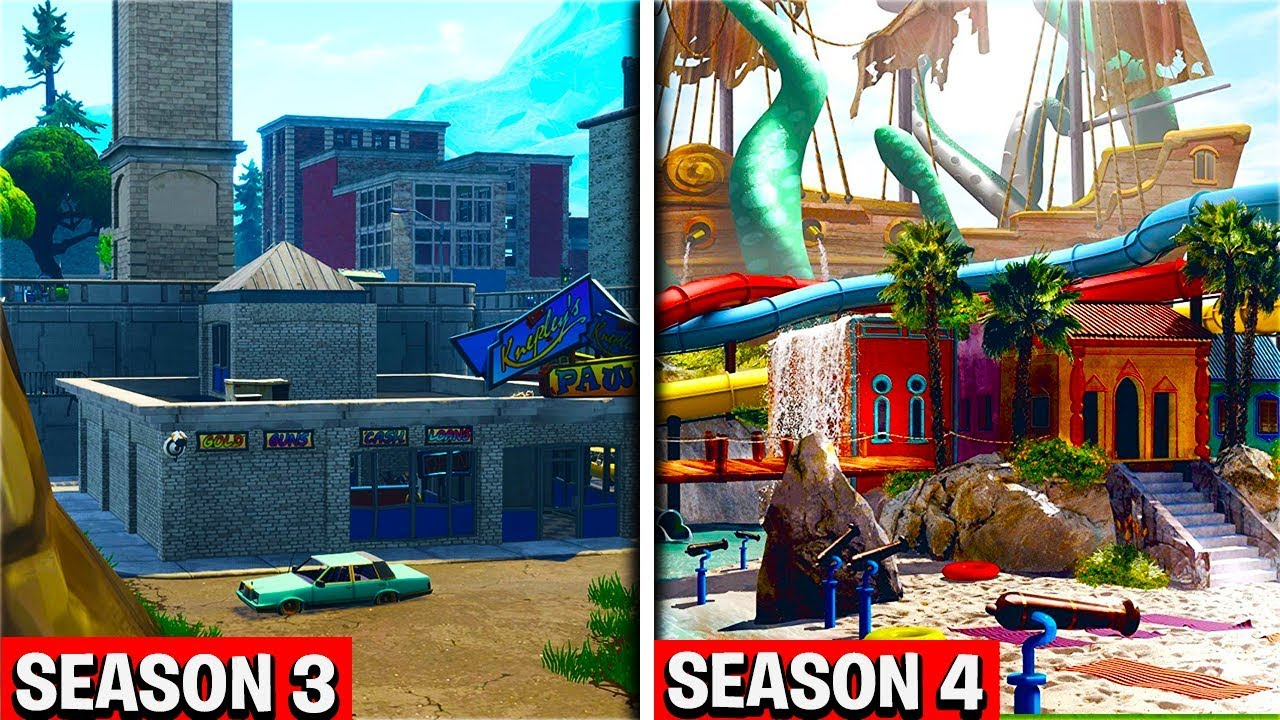 Fortnite Season 4 expected release date, Season 3 end date, plus current ...