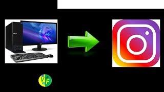 инстаграм с компьютера 2020, как загружать фото, видео, сообщения в Instagram с компьютера, удалить