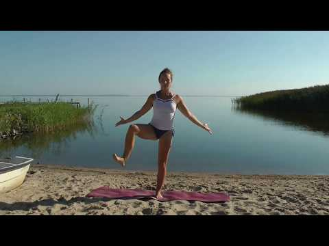 Neu: Pilates am Ostseestrand