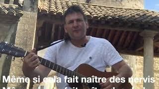 Bernard Sorbier chante le Vaucluse à Pernes et Carpentras