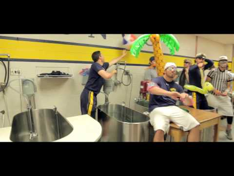UNCG Athletics Uptown Funk Lip Dub