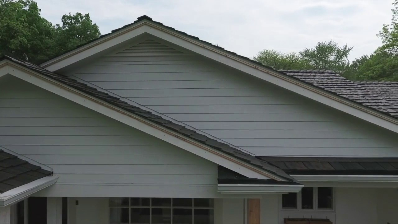 Brava Shake   Staggered Install   CRC Cedar Roofing Company