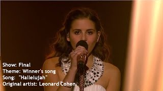 Carly Rose Sonenclar ~ All X Factor Performances