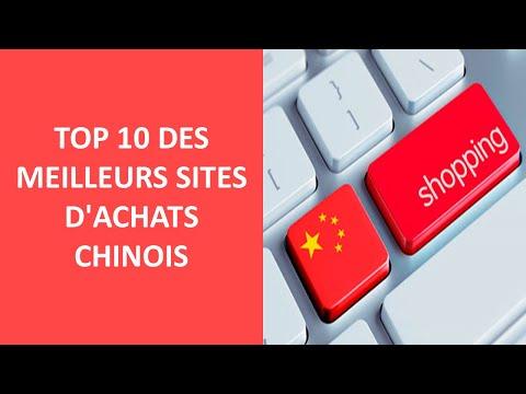 Top 10 Des Meilleurs Sites D'achats Chinois