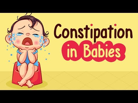 Constipation in Infants – Reasons, Signs & Home Remedies