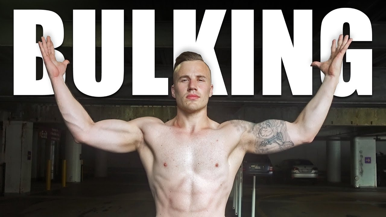 Download BULKING SEASON | Full Day of Eating + Physique Update