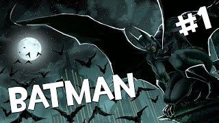 История героев фильмов и комиксов [Пилотный выпуск] #1 Бэтмен