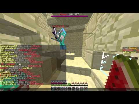 |Minecraft| Annihilation Strenght rush #9 Power of team w/ DrMajkoBeat