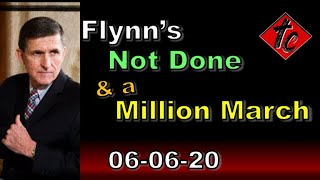 Flynn's Not Done &  a Million March!!!