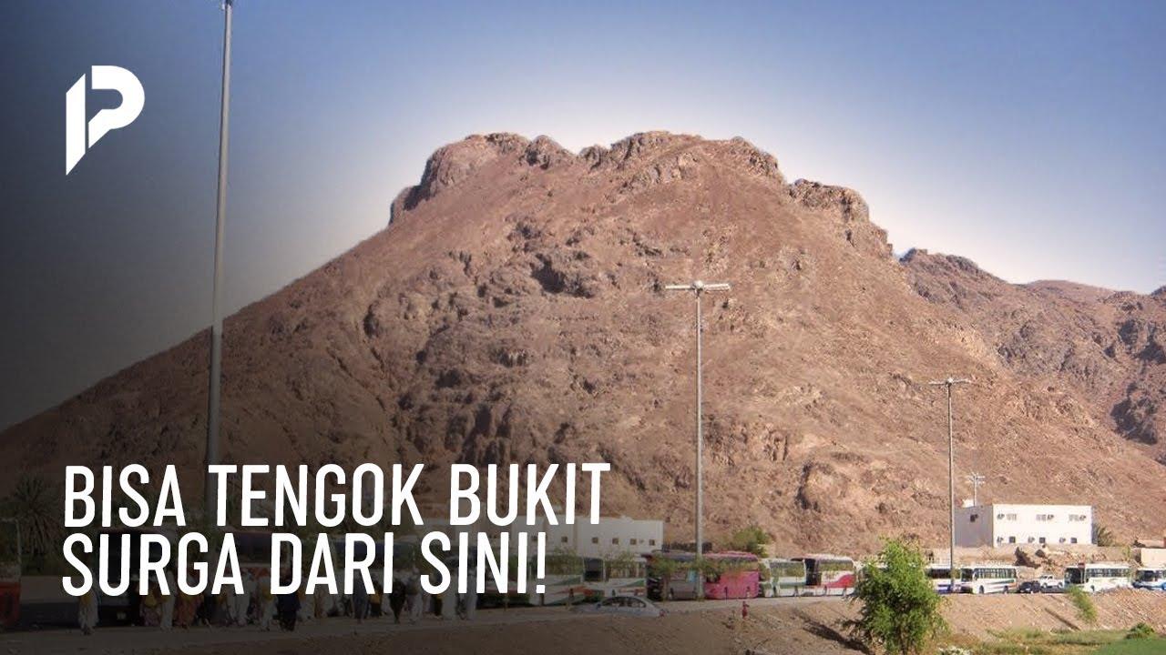 Ini Gunung di Dunia yang Diceritakan Rasulullah Ada di Surga