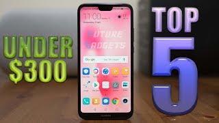 Top 5 Best Smartphone Under $300 ₹ 20,000 In 2018