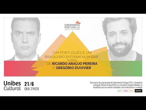 Experimenta Portugal 17 - Um Português e um Brasileiro Entram num Bar