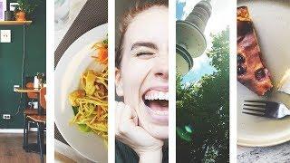 VEGAN & ZERO WASTE IN HAMBURG, // germany travel vlog