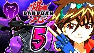 Bakugan Battle Brawlers Walkthrough Part 5 (X360, PS3, Wii, PS2) 【 DARKUS 】 [HD](Bakugan Battle Brawlers walkthrough Darkus bakugan walkthrough gameplay for PS3, Xbox 360, Wii and PS2., 2015-08-02T00:05:53.000Z)