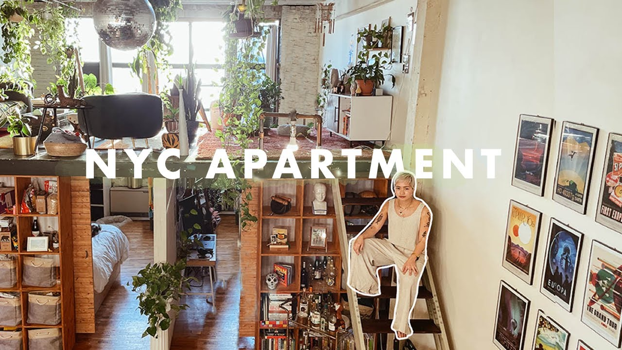 Download What $3,350 gets you In GreenPoint, Brooklyn | NYC Apartment Tours (loft)