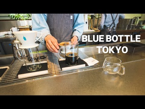 Blue Bottle Coffee Tokyo - Hand dripped perfection in Nakameguro