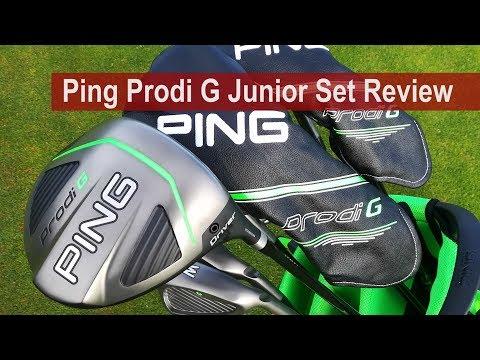 Ping Prodi G Junior Set Review By Golfalot Youtube