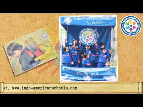 Indo American Montessori Pre School Sonipat