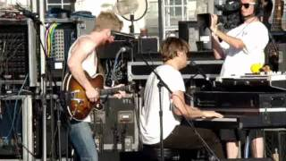 1/2 Cold War Kids - Relief, Passing The Hat, Santa Ana Winds + Coffee Spoon (HD)