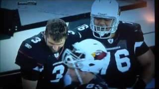 John Gruden Calls Out Derek Anderson on Monday Night Football [HD]