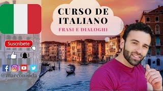 Curso de Italiano #10 Aprender Italiano con Frases Útiles y Diálogos Prácticos