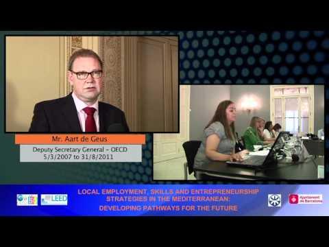 Local employment, skills and entrepreneurship strategies in the Mediterranean