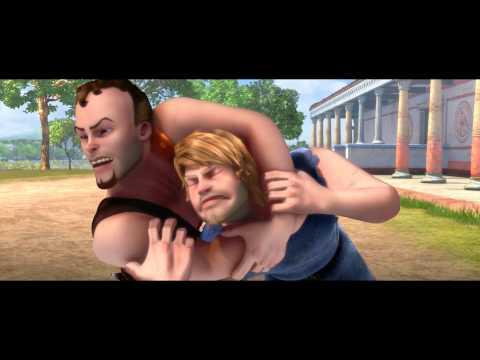 Наша Маша и волшебный орех.3D мультфильм.2009 год.