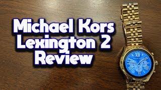 Michael Kors Lexington 2 Smartwatch Review!