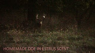 How to Make Homemade Doe in Estrus Scent