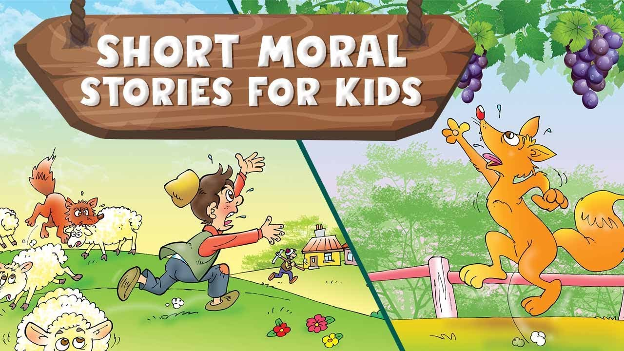 15 Must Read Short Moral Stories for Kids