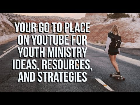 Welcome Youth Workers!
