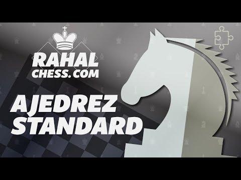 Ajedrez Standard #25 - ¡¡ Mi rival es  GOBBY FISCHER !!
