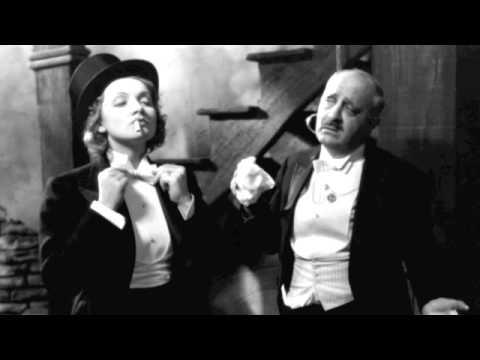 Marlene Dietrich - Falling In Love Again (Gramophone Co. LTD. Records 1939)