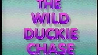 The Wild Duckie Chase - Sesame Place (1989)