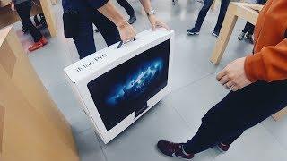 VLOG 060:苹果店提货顶配 iMac Pro 是什么感受?  Picking Up an iMac Pro at Apple Store