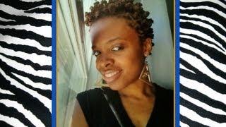 Hair By Glenna - Bantu Knot Mohawk Tutorial