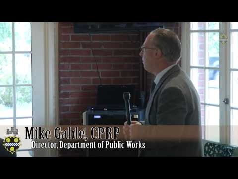 2015 Civic Leadership Academy #8 - Department of Public Works / Parks & Recreation