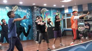 Dance on Kangna song by Lotus dance academy seniors