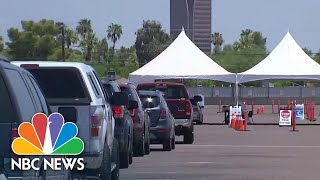 Family Member Of Arizona Patient Speaks As Hospitals Pass 2,000 Deaths | NBC News NOW