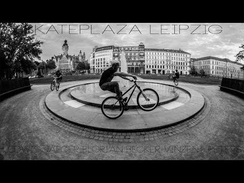 SKATEPLAZA LEIPZIG - Ludwig Jäger/Vinzent Peters/Florian Becker