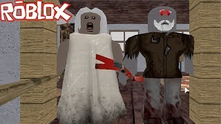 Roblox Granny 2 - I Beat Granny And Grandpa