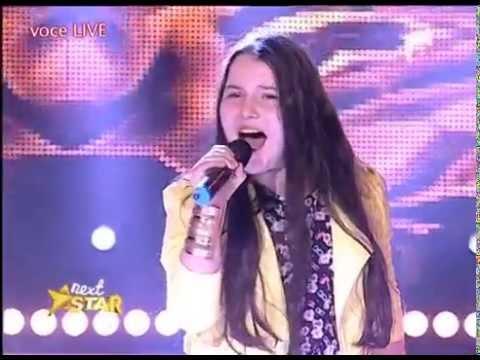 "Whitney Houston - ""I Have Nothing"". Vezi Cum Cântă Iulia Balaj, La ""Next Star""!"